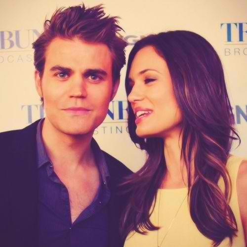 Paul & Torrey, they're too cute :)