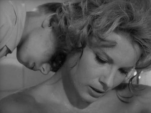From The Silence (1963) by Ingmar Bergman (via blazm)