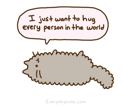 PUSHEEN - Bing Images on We Heart It. http://weheartit.com/entry/30468367