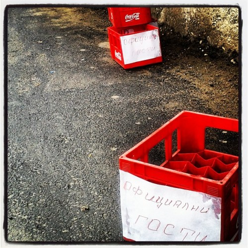 #VIP #parking (Taken with Instagram)