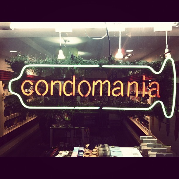 Condomania in Hongdae (Taken with Instagram)