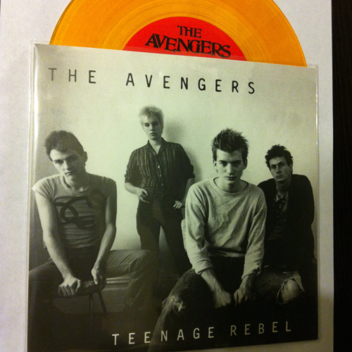 "The Avengers ""Teenage Rebel"""