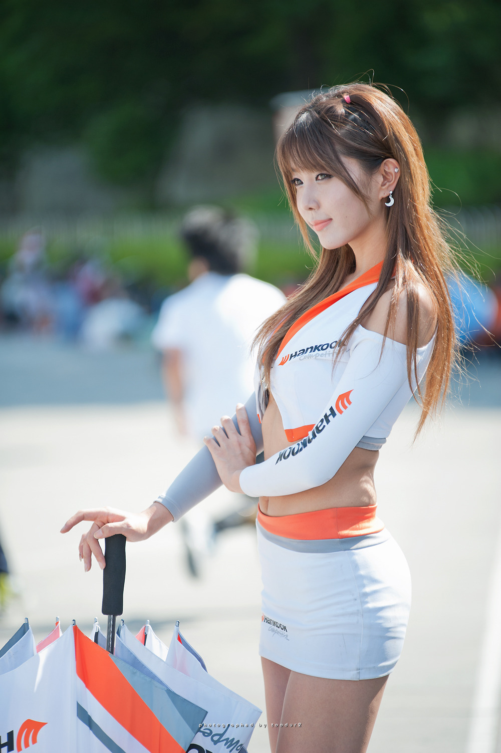 girlsbravo:  CuteKorean: Heo Yoon Mi for Hankook