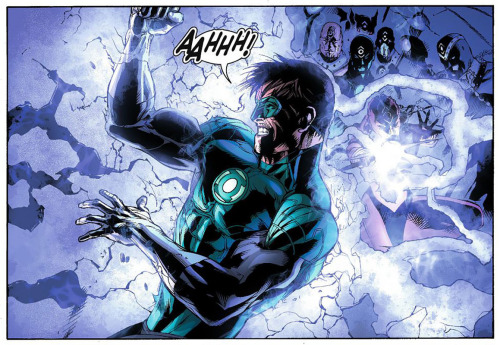 the green lantern books are just so pretty, sorry guys.