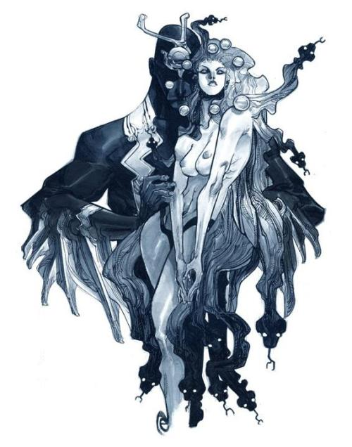 thefreakinsideme:  by Eric Canete    This is STUNNING.