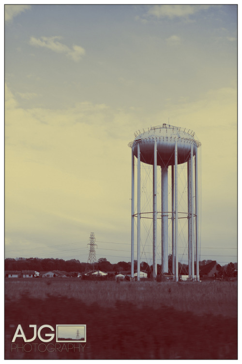 andygallenphotography:  Water Tower (by ♢♦Andy Gallen Photography♦♢)