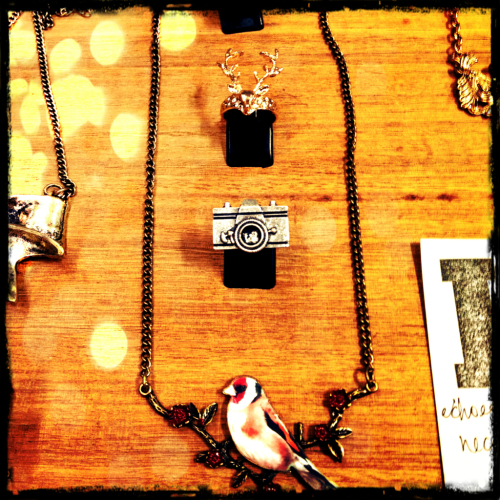 How cute is this little camera ring we spotted at the South Melbourne market today?