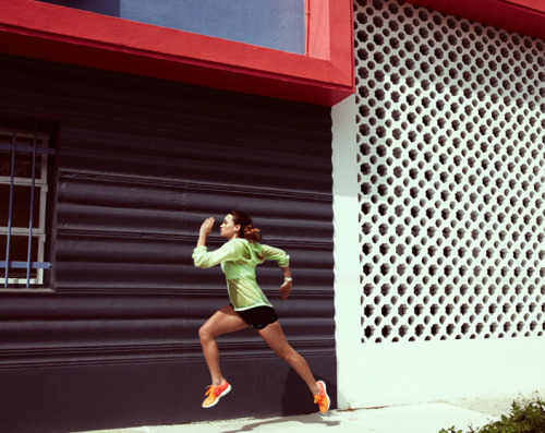 SWEATstyle: madebynike edition. Keep moving. No matter what. GET THE LOOK.