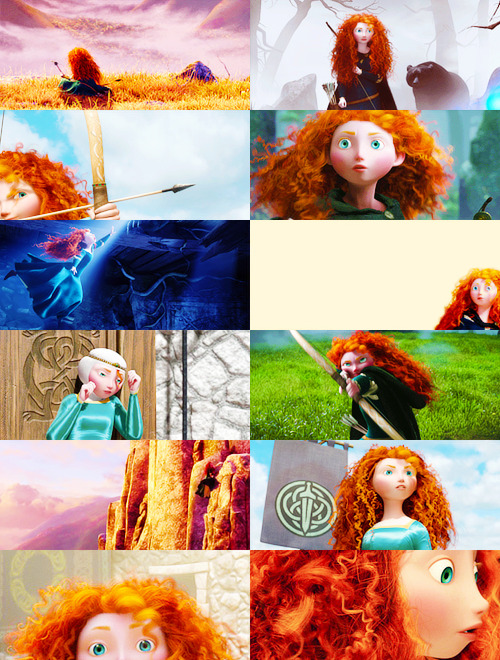 I am Merida, and I will be shooting for my own hand.