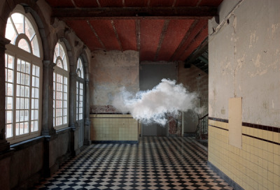 Dutch artist Berndnaut Smilde makes sculptures out of clouds. I wrote about it for New Scientist.