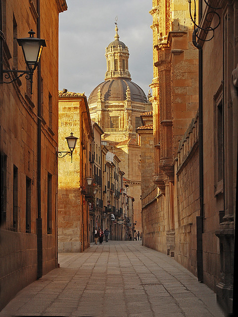 Ordurik ederrena / La hora más hermosa by Txanoduna on Flickr.Salamanca, Castile and Leon, Spain