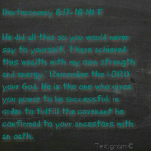 Daily Bible #2 (Taken with Instagram)
