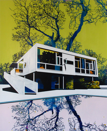 wgsn:  We'd like to live in a Paul Davis painting. Incredible colour and dreamlike locations.  We couldn't agree more!
