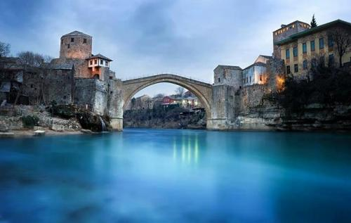 Mostar, the Old Bridge
