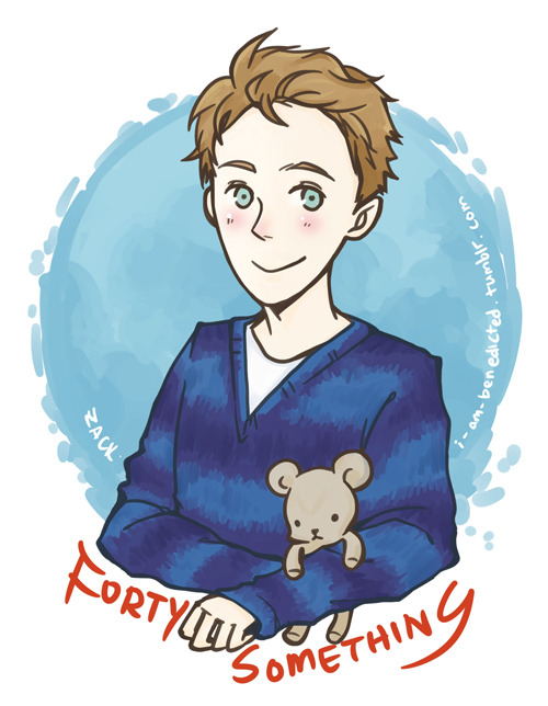 i-am-benedicted:  FORTYSOMETHING | OH DEAR How can you be so cuuuuute Rory AKLDJHLAKDHJDHAKSAKSJAKS ;w;