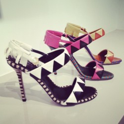 Love, love, love! @sergiorossi #resort. ML (Taken with Instagram)