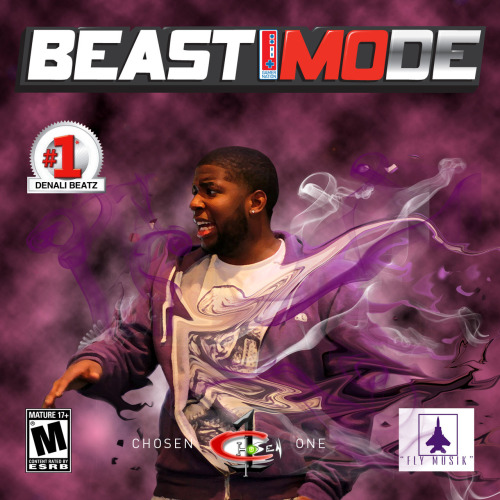 "@oChosen1o has a new mimxtape ""Beastmode"". Check it out on Datpiff <——"