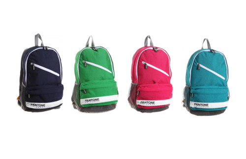 businessboomcollective:  (via Pantone Universe Daypacks | Complex)