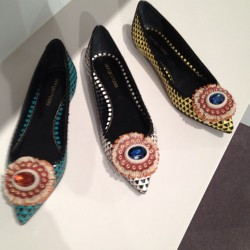 My kind of flats @sergiorossi #resort. ML (Taken with Instagram)