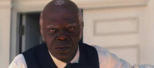 First look: Samuel L. Jackson in Django Unchained.  [international trailer]