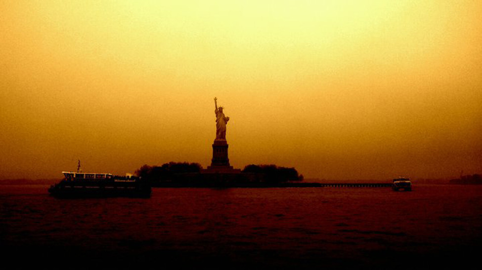 Photo of the Day: The Statue of Liberty Photograph by Nick Beckner (West Newton, Pennsylvania), New York City