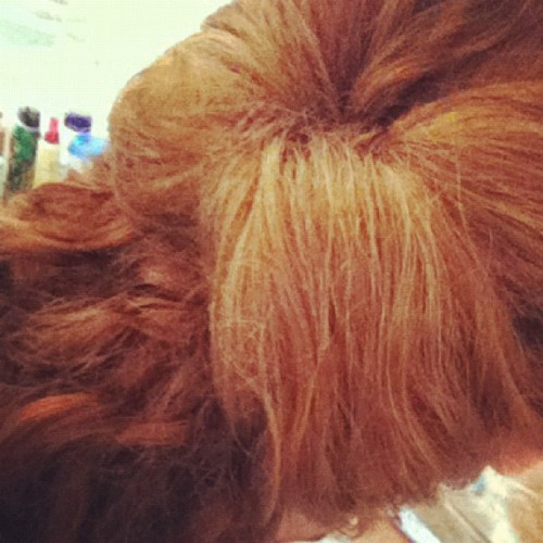 Hair *-*  (Publicado com o Instagram)