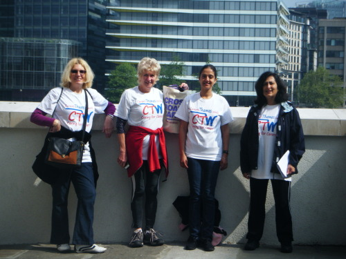 On Saturday 19th May staff from Crossroads Care West London and Brent Carers Centre took part in the Carer's walk. We saw some of London's most famous sights including, Big Ben, Tower Bridge, St Paul's Cathedral, London Eye and many more. Together we raised over £1000 for our centres. You can still donate via our Just giving page: http://www.justgiving.com/crossroadscarewestlondon