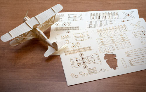 Paper-Craft Toy *-*