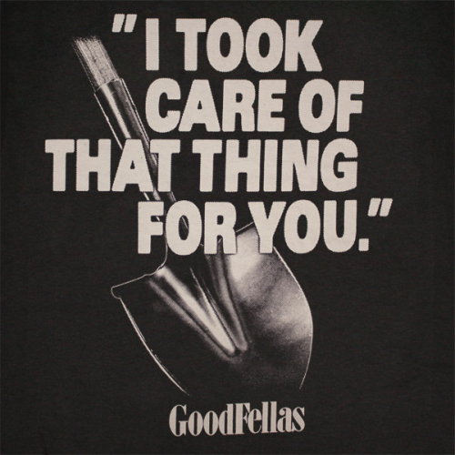 sweetjonesjunior:  GoodFellas