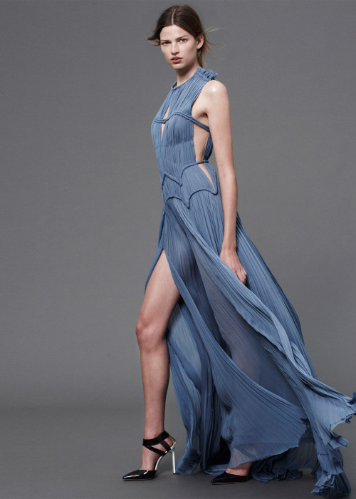 vogue:  J. Mendel Resort 2013 Photo: Courtesy of J. Mendel Visit Vogue.com for the full collection and review.