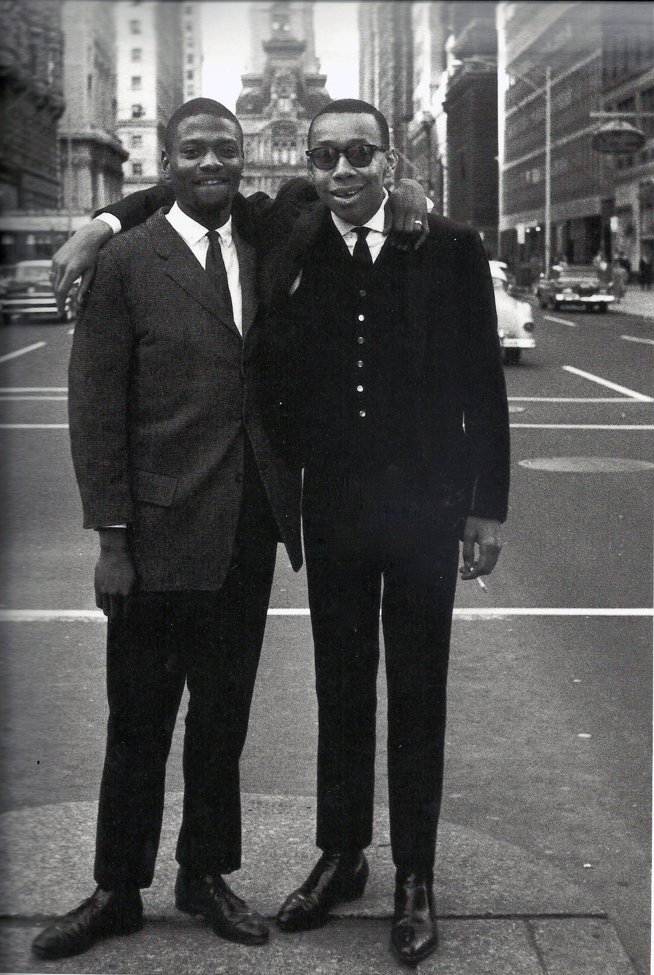 coupthatcollective:  Lee Morgan & Lex Humphries