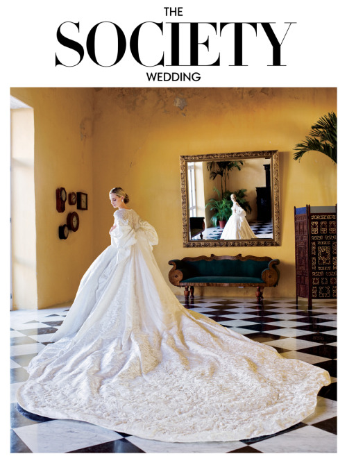 vogue:  Vogue.com's Wedding GuideSee our favorite dresses, accessories, invitations, and more for the perfect society wedding.