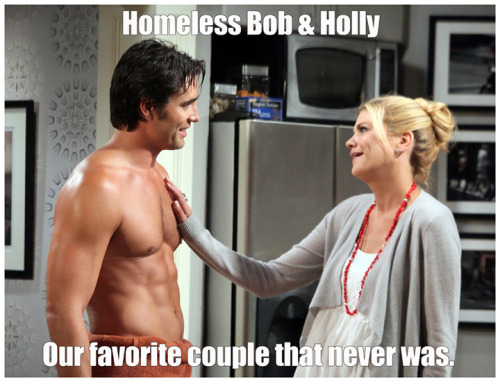 theexestv:  From Season 1 of The Exes.. Episode 3… Hot Homeless Bob.  can't wait for Season 2 on Wednesday at 10:30PM/9:30C!