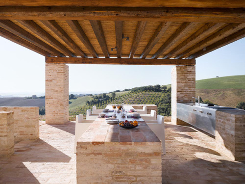 myidealhome:  italian retreat (via Casa Olivi | The Travel Files)