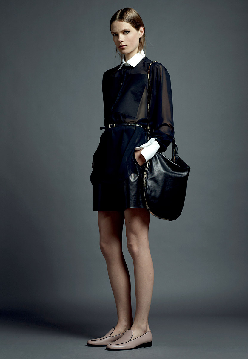 Valentino Resort 2013 El girly elegante. ….. Valentino Resort 2013 The elegant girly.