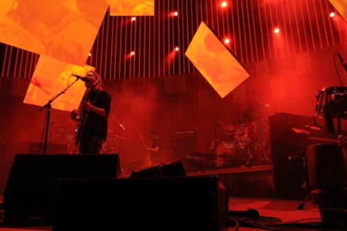 Radiohead at First Midwest Bank Amphitheatre. Check out the rest of the photos here.