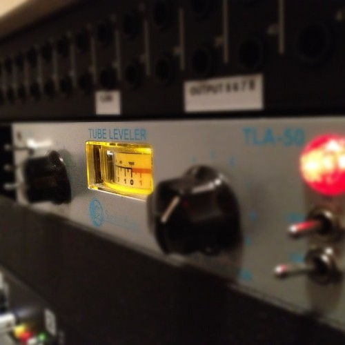 Summit Audio Compressor #onelouderstudio #recordingstudio #studio #cincinnati (Taken with Instagram at One Louder Studio)
