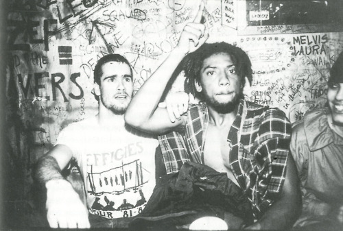 your-wasted-youth:  Henry Rollins & H.R.