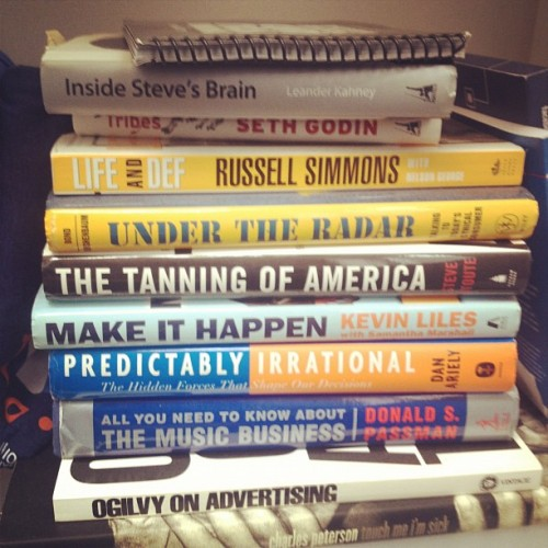 Required reads for winners (Taken with Instagram at Translation LLC)