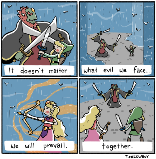 Wind Waker: Part Three of Three