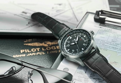 IWC Pilot's Watch Worldtimer (Ref. 3262)