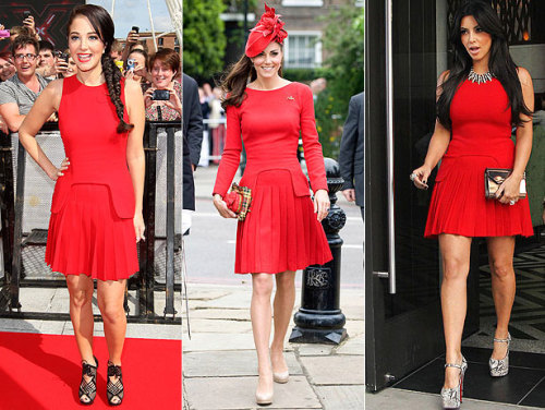 Kate wore it best..