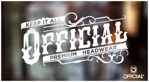 Keep it all Official Premium Headwear
