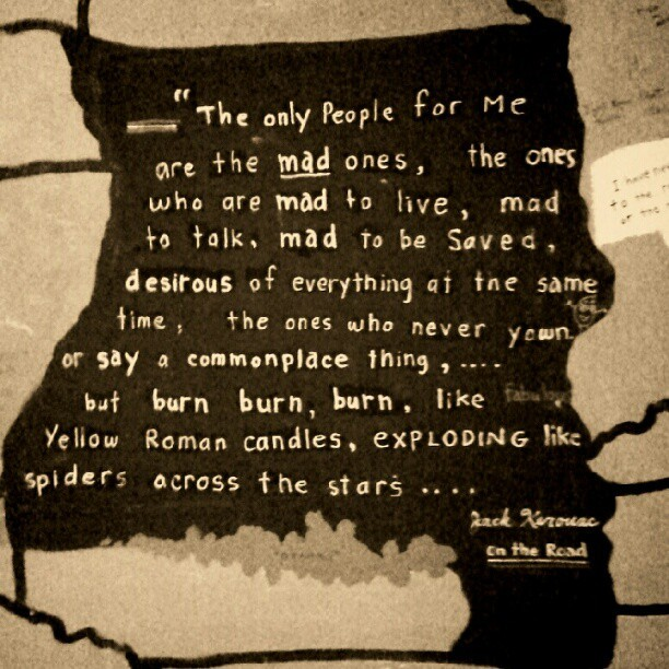 #stlouis #kerouac #citymuseum (Taken with Instagram)