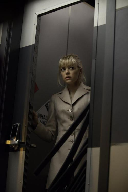 Happy #Gwensday everyone! Reblog this EXCLUSIVE photo of Gwen Stacy and check in to get your limited edition sticker on Get Glue (http://bit.ly/MN11Wa)!