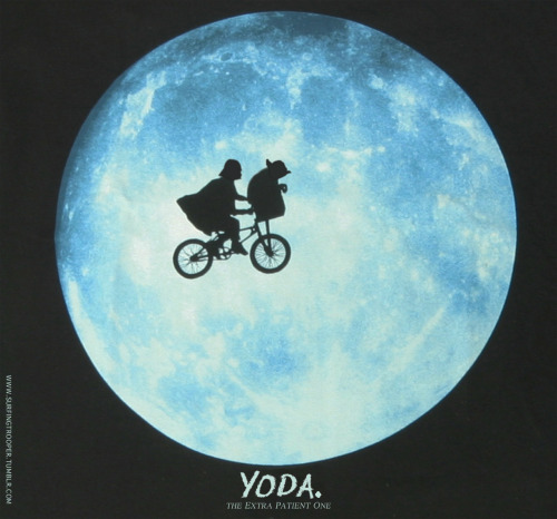 I like the title:  Phone Home I MUST!   haha :)  tiefighters:  Phone home I must! Created & submitted by Surfing Trooper