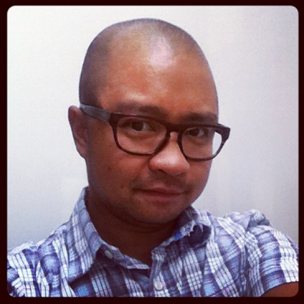 Thanks @WarbyParker! #nohipster (Taken with Instagram at Splendid Communications)
