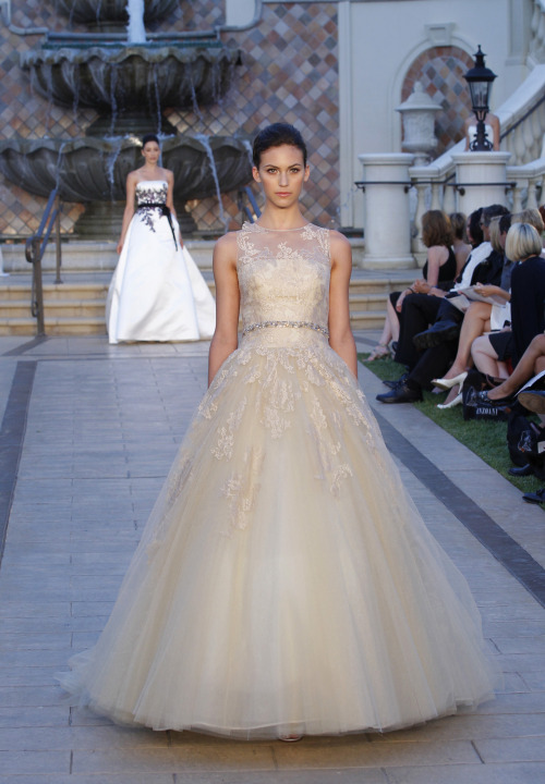 enzoani:  The 2013 Collection!!  How amazing is this dress you guys? LOVE IT!
