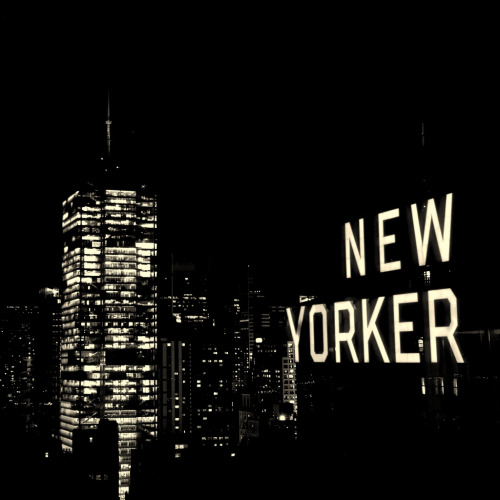 urbanehood:  The New Yorker by Arjun Purkayastha