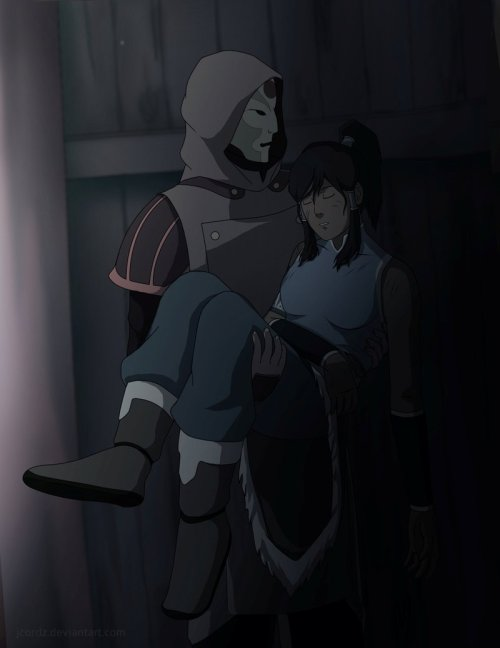 love-legend-of-korra:  by jcords  and this kids is the exact moment when I fell in love with amon